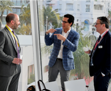 Networking, MIPIM