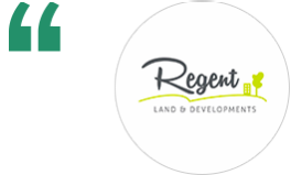 Regent land & Developments, Testimonial MIPIM